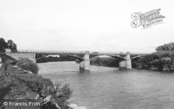 Tirley, Haw Bridge c.1955