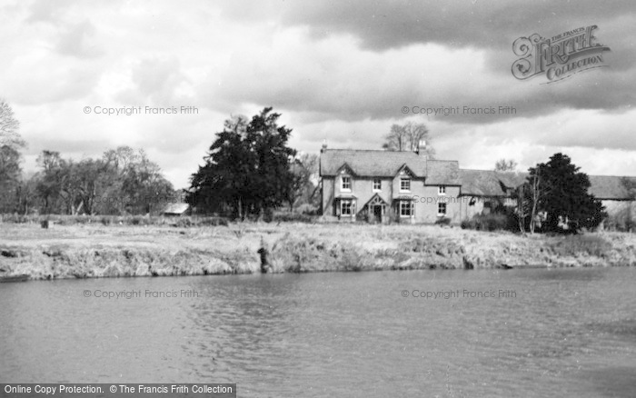Photo of Tirley, River Severn And Malthouse c.1950