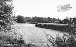 Tirley, River Severn c.1950