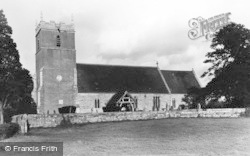 Tirley, St Michael's Church c.1950