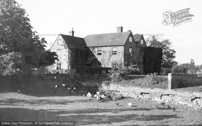 Photo of Tirley, Wigwood Farm c.1950