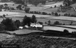Tirril, Houses In Tongue Gill c.1930