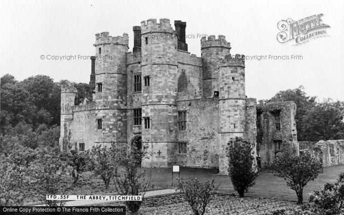 Photo of Titchfield, Abbey c.1965