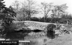 Anjou Bridge c.1960, Titchfield