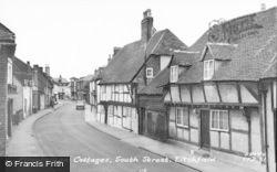 Elizabethan Cottages, South Street c.1960, Titchfield