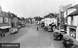Titchfield, High Street c.1960