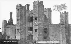 The Abbey c.1955, Titchfield