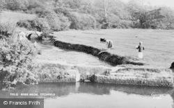 The River Meon c.1960, Titchfield