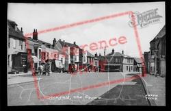 The Square c.1955, Titchfield