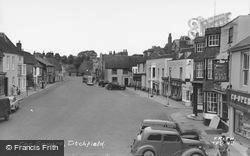 The Square c.1960, Titchfield