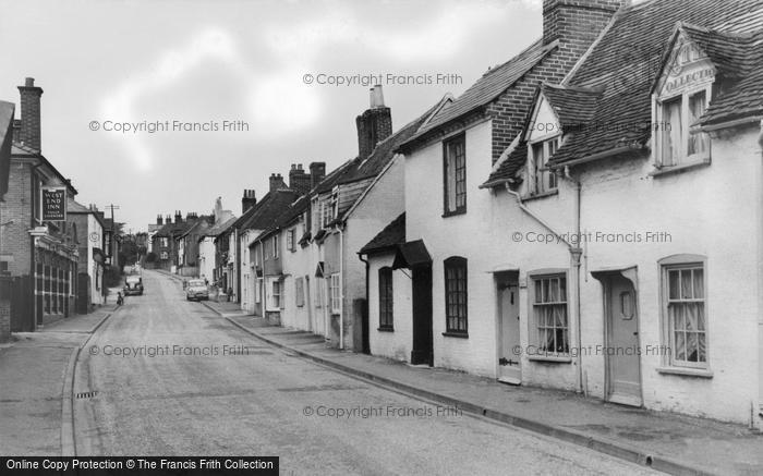 Photo of Titchfield, West Street c.1960