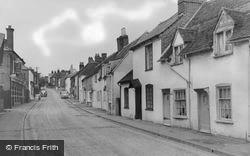 West Street c.1960, Titchfield