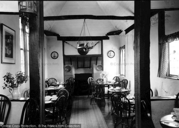 Photo of Titsey, Interior c.1950