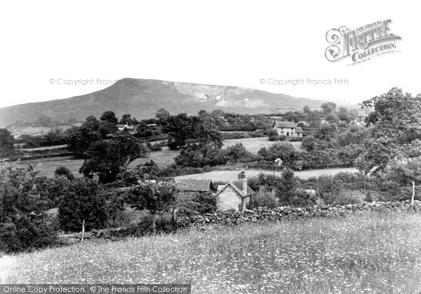 Photo of Titterstone, Clee Hill c.1955