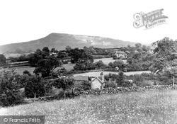 Titterstone, Clee Hill c.1955, Titterstone Clee Hill