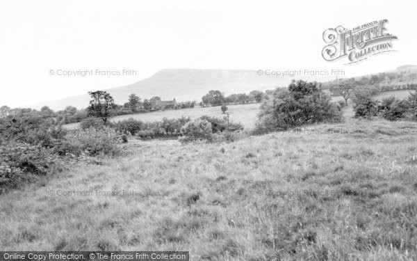 Photo of Titterstone, Clee Hill c.1960