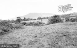 Titterstone, Clee Hill c.1960, Titterstone Clee Hill