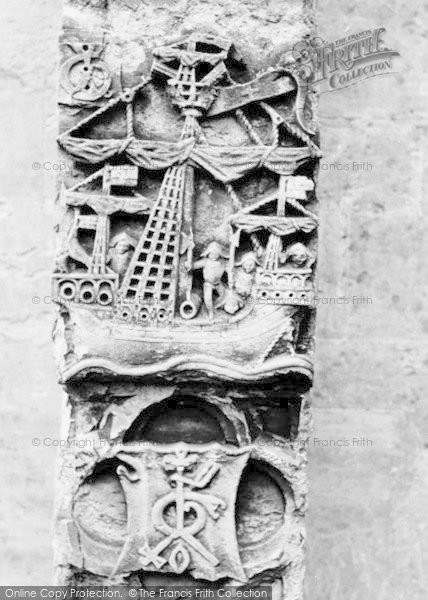 Photo of Tiverton, 16th Armed Merchantment Greenway Chapel (Original) c.1960