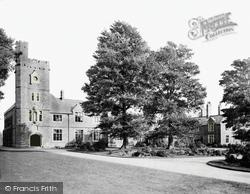 Tiverton, Blundell's New School 1890