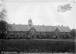 Tiverton, Blundell's Old School 1890