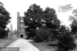 Tiverton, Blundell's School 1896