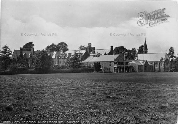 Photo of Tiverton, Blundell's School 1920