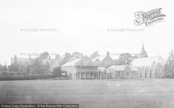 Photo of Tiverton, Blundell's Schools 1920