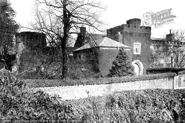 Photo of Tiverton, Castle 1907