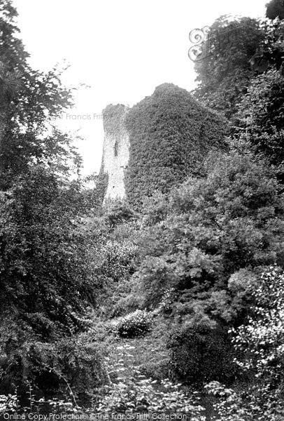 Photo of Tiverton, Castle 1914