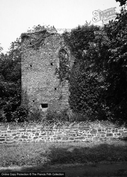 Photo of Tiverton, Castle 1959