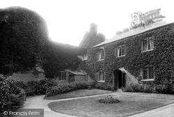 Tiverton, Castle, Old Portion 1896