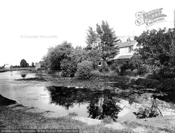 Photo of Tiverton, Grand Western Canal 1930