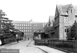 Tiverton, Lace Works 1890