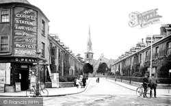 Tiverton, St Paul's Street 1920