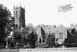 Tiverton, St Peter's Church 1890