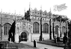 Tiverton, St Peter's Church, Greenway's Chapel 1890