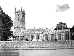 Tiverton, St Peter's Church, South Side c.1871