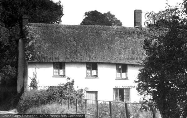 Photo of Tiverton, Swinesbridge 1920