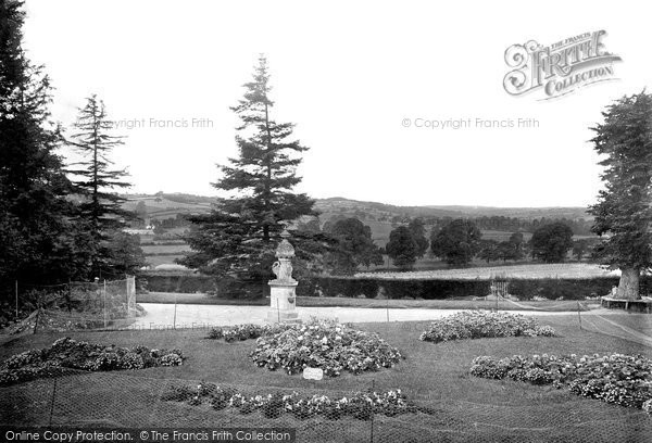 Photo of Tiverton, The Park 1920