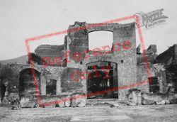 Hadrian's Villa, Edifficio Con Tre Esedre c.1930, Tivoli