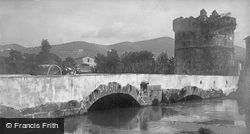 Ponte Lucano And Mausoleum Of Plautii c.1930, Tivoli