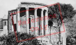Temples Of Vest And Sibila c.1930, Tivoli