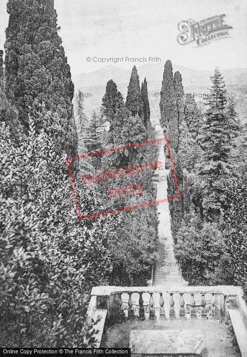 Photo of Tivoli, Villa D'este c.1930