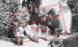 Villa D'este, Fontana Dei Draghi c.1930, Tivoli