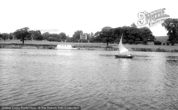 Tixall, the Canal c1955