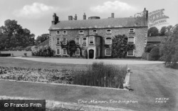 The Manor c.1955, Tockington