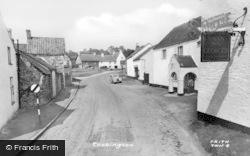 The Swan Inn c.1955, Tockington