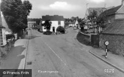The Village c.1955, Tockington