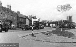 Toddington, High Street 1955