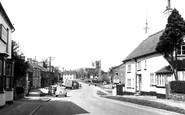 Toddington, High Street c1955